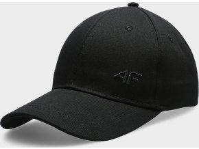Dámská kšiltovka 4F CAD301 Černá