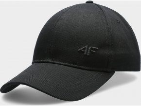 Pánská kšiltovka 4F CAM300 Černá