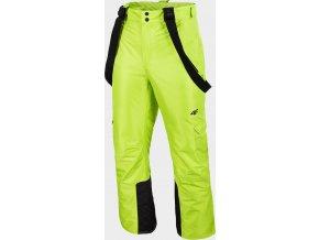99563 panske lyzarske kalhoty 4f spmn009 zelene