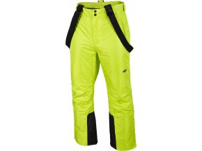 99596 panske lyzarske kalhoty 4f spmn001 zelene