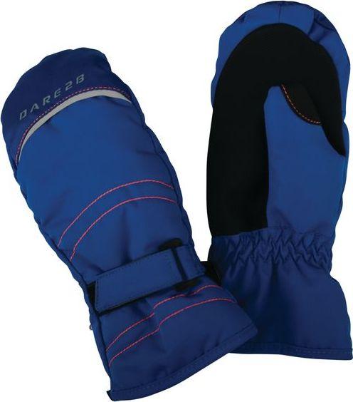 Dětské palcové rukavice Dare2B DBG302 HANDOVER Blue Barva: Modrá, Velikost: 13 let