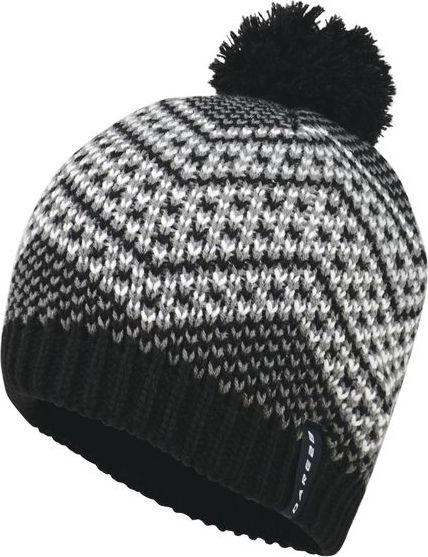 Pánská čepice Dare2B DMC315 CHEVRON Black Barva: Černá, Velikost: UNI