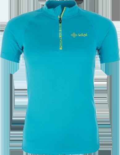 Dámské technické tričko KILPI RAFFAELA Modrá Barva: Modrá, Velikost: 42