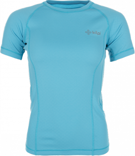 Dámské technické tričko KILPI DILLETA Modrá Barva: Modrá, Velikost: 36