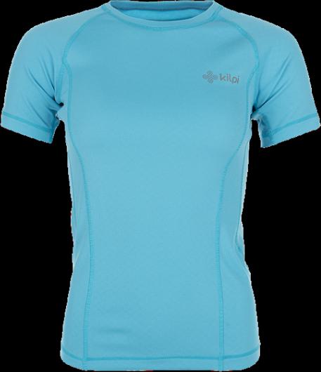 Dámské technické tričko KILPI DILLETA Modrá Barva: Modrá, Velikost: 42