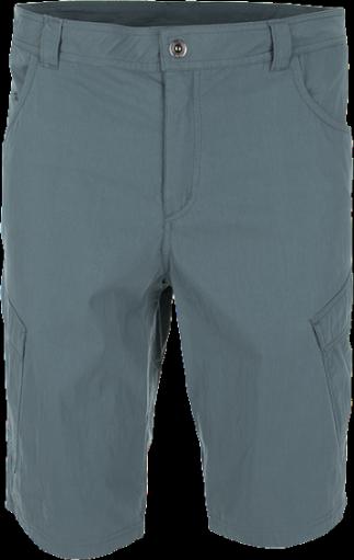 Pánské kraťasy KILPI ADAM khaki Barva: Khaki, Velikost: M