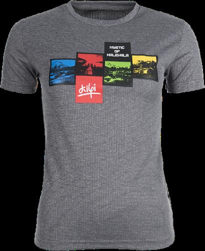Dámské technické tričko KILPI SANDORA Černá Barva: Černá, Velikost: 34