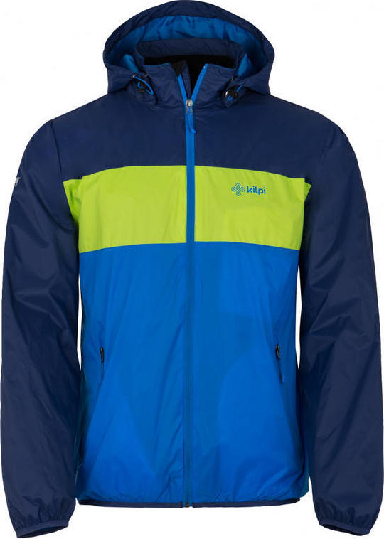 Pánská třísezónní bunda AHORN-M KILPI Modrá Barva: Modrá, Velikost: 3XL
