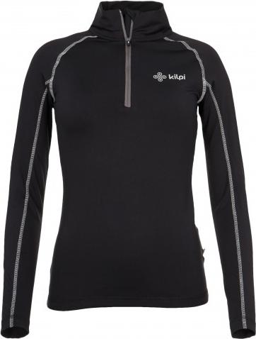 Dámské technické tričko KILPI ELEMENTS-W Černá Barva: Černá, Velikost: 34