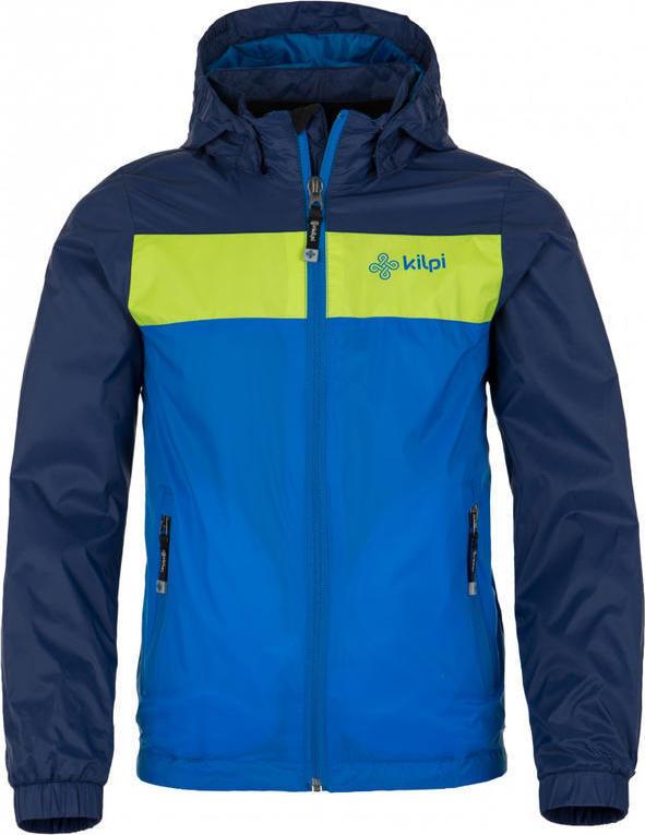 Kilpi Chlapecká třísezonní bunda AHORN-J KILP Modrá Barva: Modrá, Velikost: 158