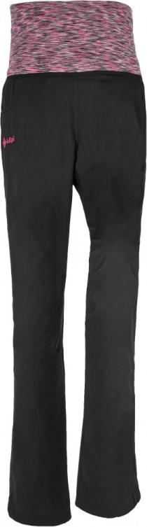 Dámské kalhoty KILPI ROTORUA-W Černá Barva: Černá, Velikost: 42S