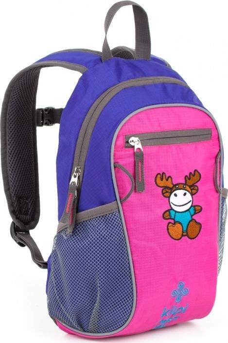 Dětská batoh KILPI FIRST 10 litrů Růžová Barva  Růžová 6259fa27cf