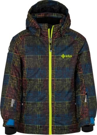 Chlapecká lyžařská bunda KILPI BENNY-JB BENNY-JB Šedá Barva: Šedá, Velikost: 134