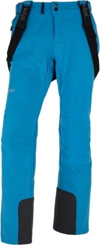 Pánské technické zimní kalhoty KILPI RHEA-M Modrá 18 Barva: Modrá, Velikost: 3XL