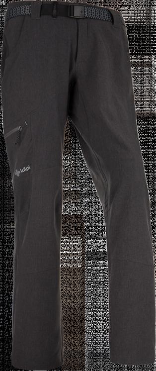 Pánské technické kalhoty KILPI JAMES-M Šedá Barva: Šedá, Velikost: L
