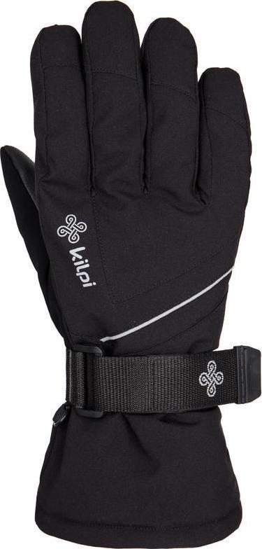 9f19e9be0f0 Pánské zimní prstové rukavice TACOTAN KILPI TACOTAN Černá Barva  Černá