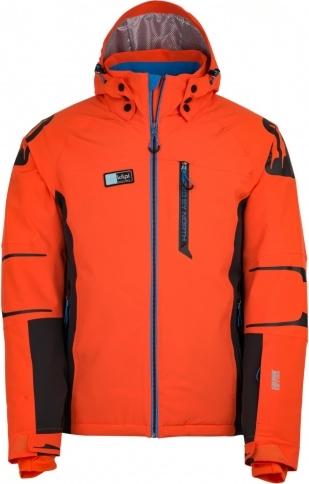 Pánská lyžařská bunda KILPI CARPO-M CARPO-M Oranžová Barva: Oranžová, Velikost: M