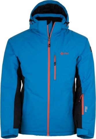 Pánská lyžařská bunda KILPI CHIP-M Modrá Barva: Modrá, Velikost: 3XL