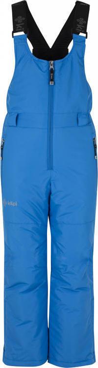 Dětské lyžařské kalhoty KILPI DARYL-JB Modrá Barva: Modrá, Velikost: 134