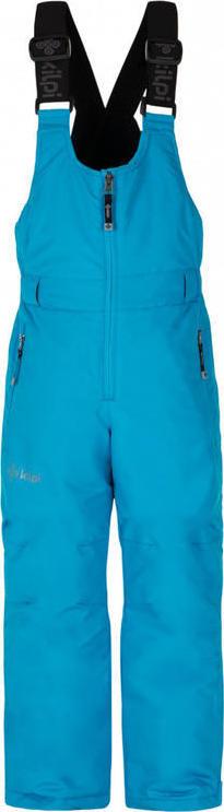 Dívčí lyžařské kalhoty KILPI FUEBO-JG FUEBO-JG Modrá Barva: Modrá, Velikost: 134
