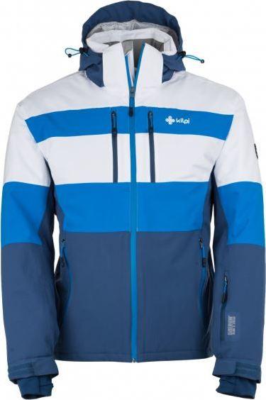 Pánská lyžařská bunda KILPI APOLLO-M Modrá Barva: Modrá, Velikost: XL