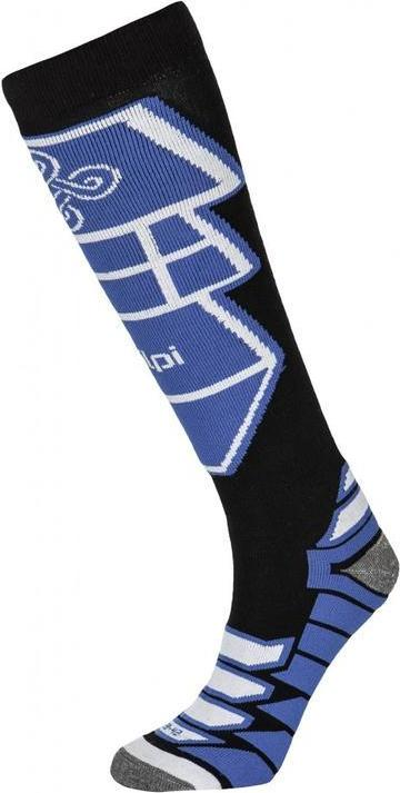 Pánské funkční ponožky KILPI AVRAM Modrá Barva: Modrá, Velikost: 39_42