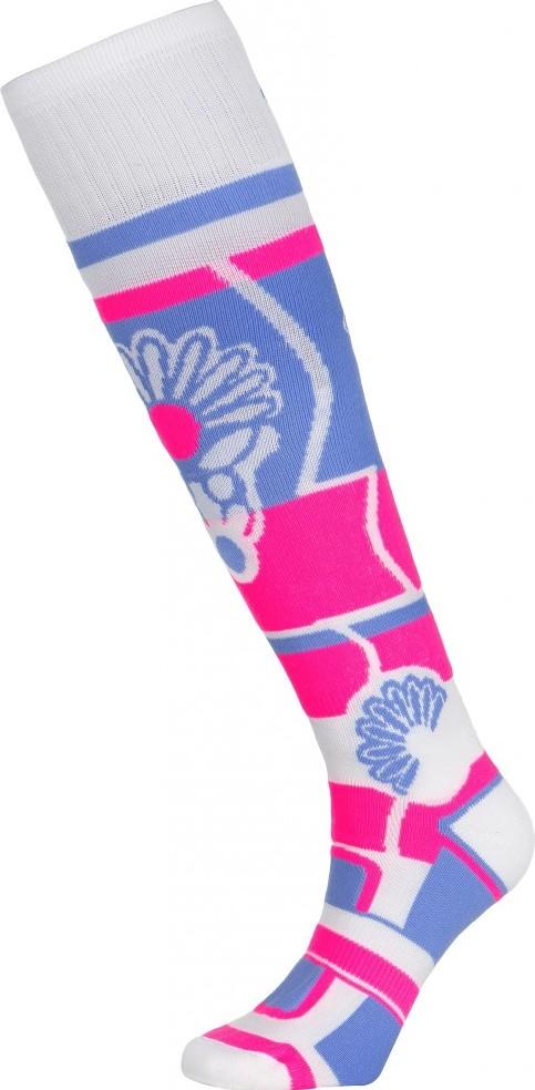 Dámské funkční ponožky KILPI DARIA Modrá Barva: Modrá, Velikost: 35_38