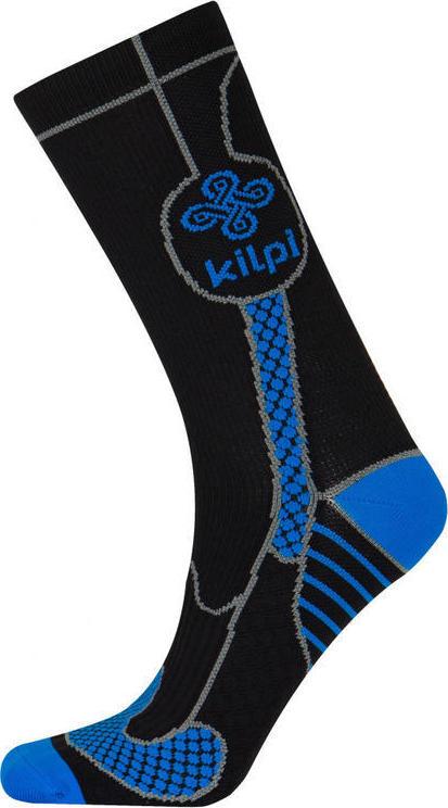 Kilpi Univerzální kompresní ponožky LEVI Modrá Barva: Modrá, Velikost: 39_42