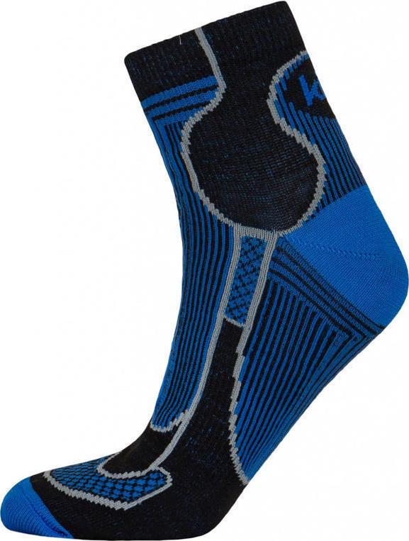 Unisex ponožky MIDDLE KILPI Modrá Barva: Modrá, Velikost: 35_38