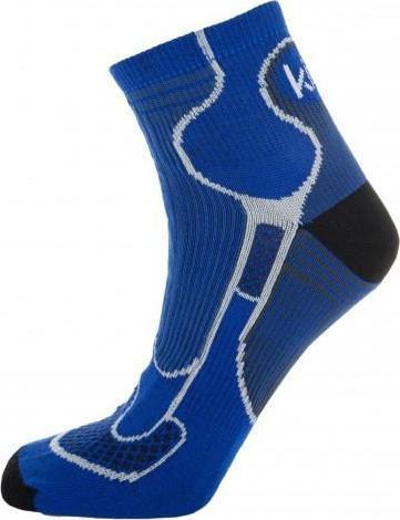 Pánské ponožky KILPI MIDDLE-M Modrá Barva: Modrá, Velikost: 39_42