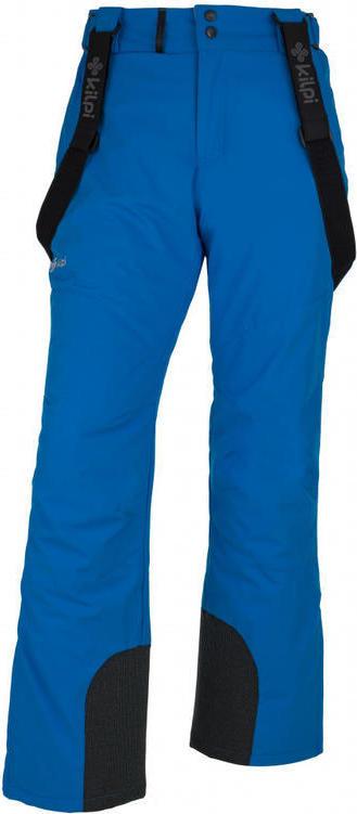 Pánské lyžařské kalhoty KILPI MIMAS-M Modrá Barva: Modrá, Velikost: 3XL