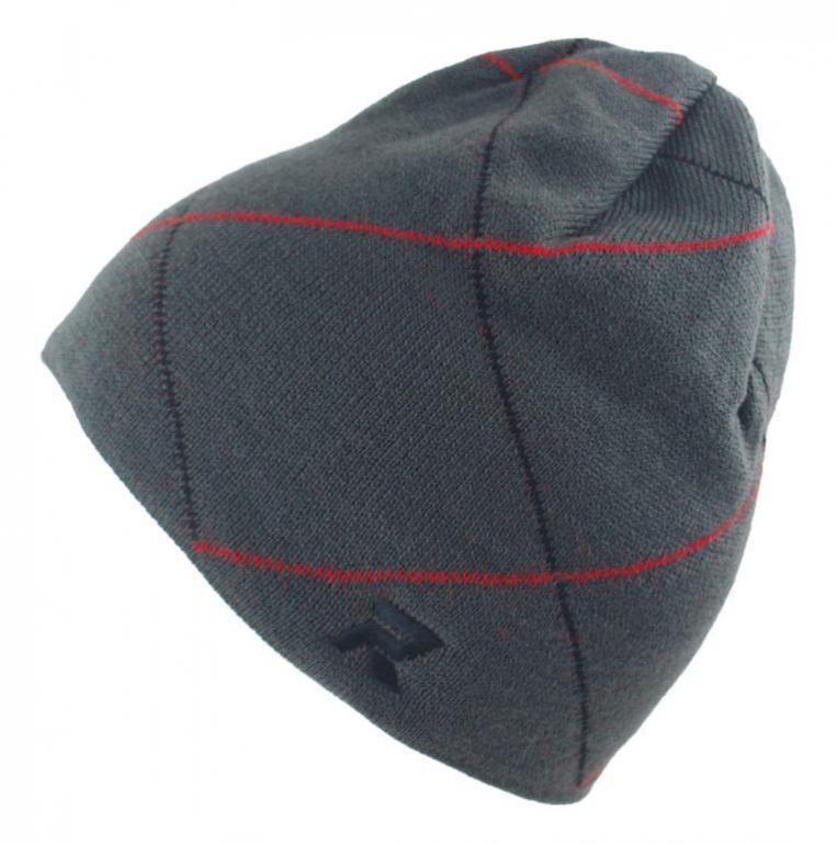 Zimní čepice Relax RKH101A šedá Barva: Šedá, Velikost: UNI