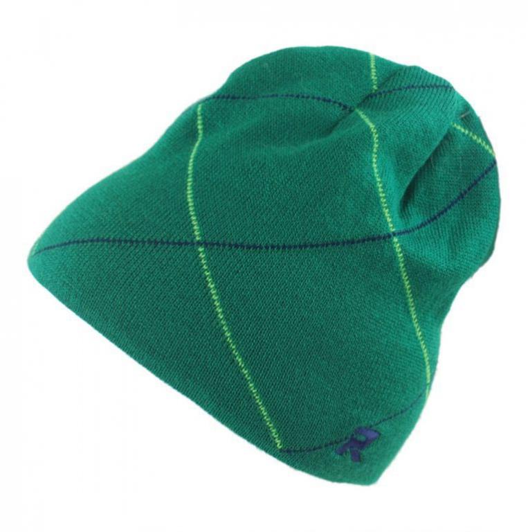 Zimní čepice Relax RKH101D zelená