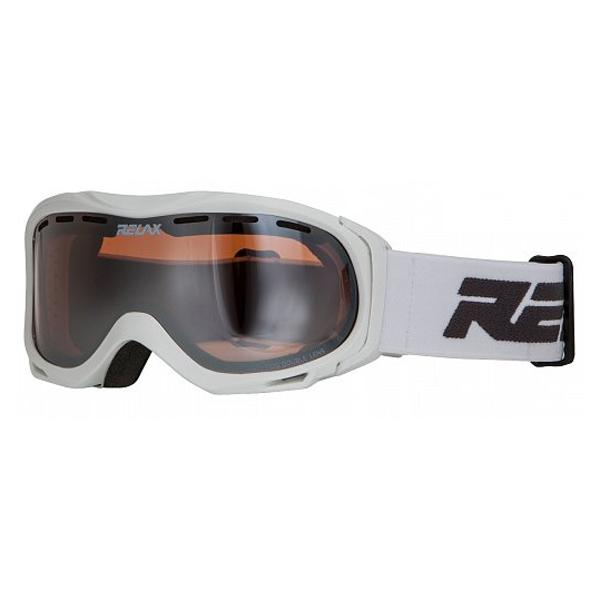 Lyžařské brýle Relax SPEEDY HTG50B Barva: Bílá, Velikost: UNI