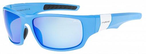 Sluneční brýle Relax Hibernia R5384C modrá Barva: Modrá, Velikost: UNI