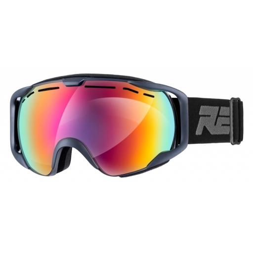 Lyžařské brýle Relax HORNET HTG57 matná černá Barva: Černá, Velikost: UNI