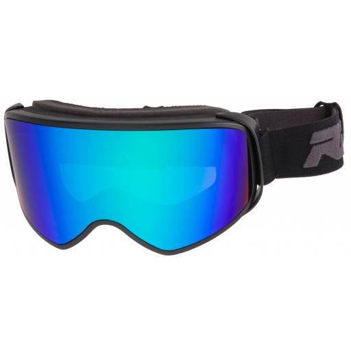 Lyžařské brýle Relax BROAD HTG52A matná černá 18