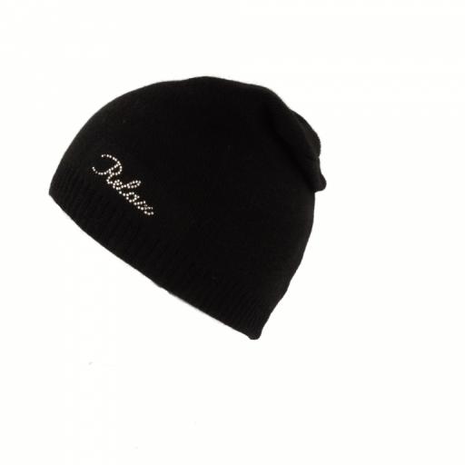 Zimní čepice Relax LIANA RKH114A černá