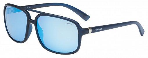 Sluneční brýle Relax Cabrera R2323C matná modrá Barva: Modrá, Velikost: UNI
