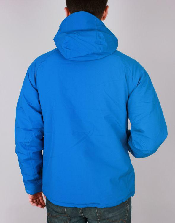 Pánská zimní bunda REGATTA RMP147 GREATGABLE Modrá Barva: Modrá, Velikost: M