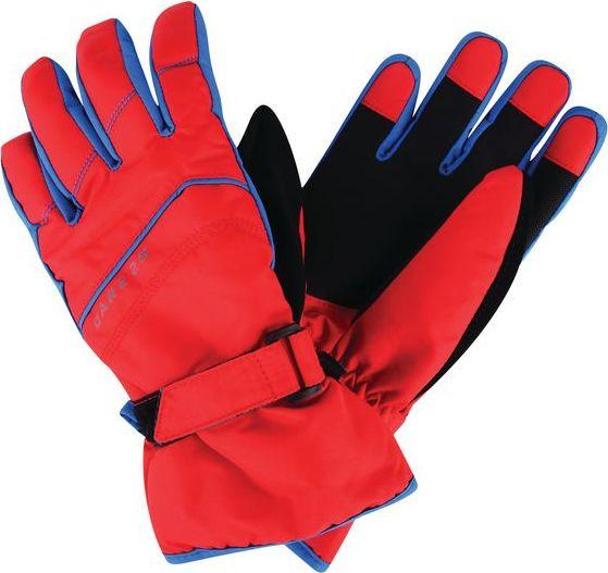 6078784a5aa Dětské lyžařské rukavice Dare2B DBG306 FLAG DOWN II. Červená Barva   Červená