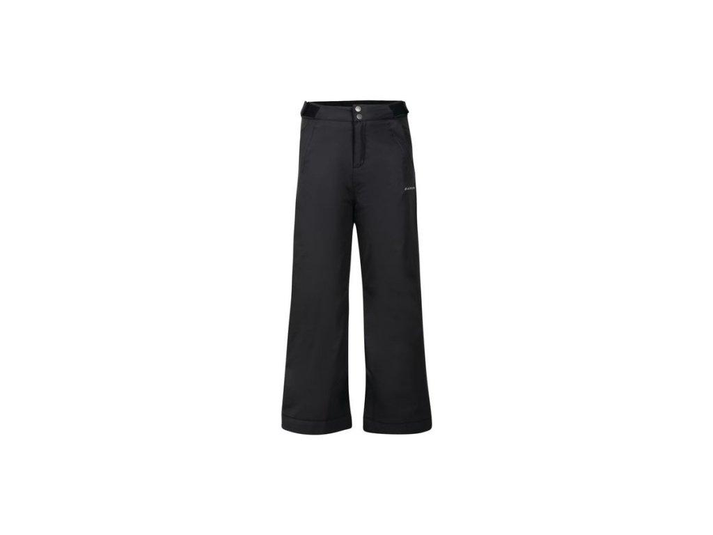 Detské lyžiarske nohavice Dare2B DKW387 WHIRLWIND Čierne
