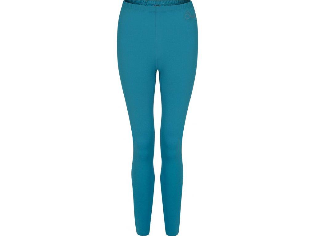 Dámske termo nohavice Dare2B SBDWU322 Motivate Legging Modré