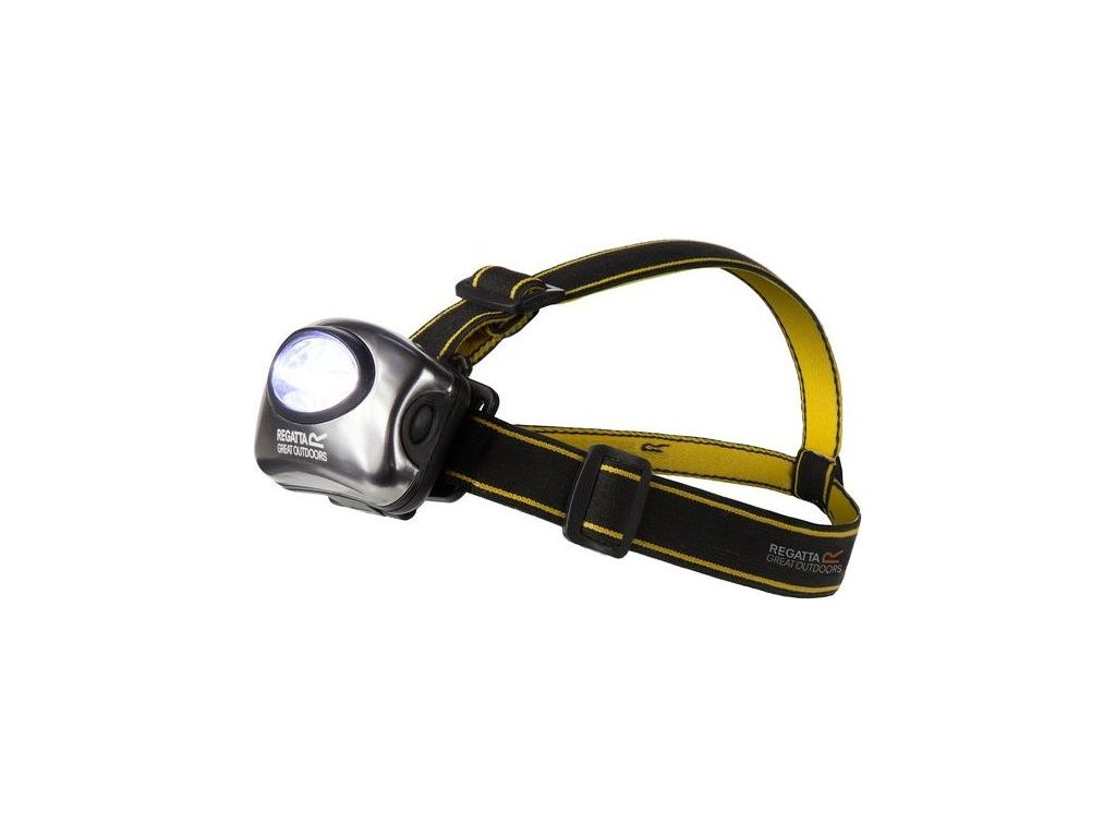 Čelovka Regatta RCE068 5 LED HEADTORCH