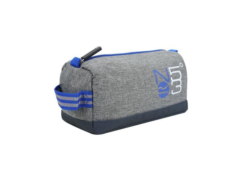 Kozmetická taška Regatta EU163 BURFORD Wash Case Sivá