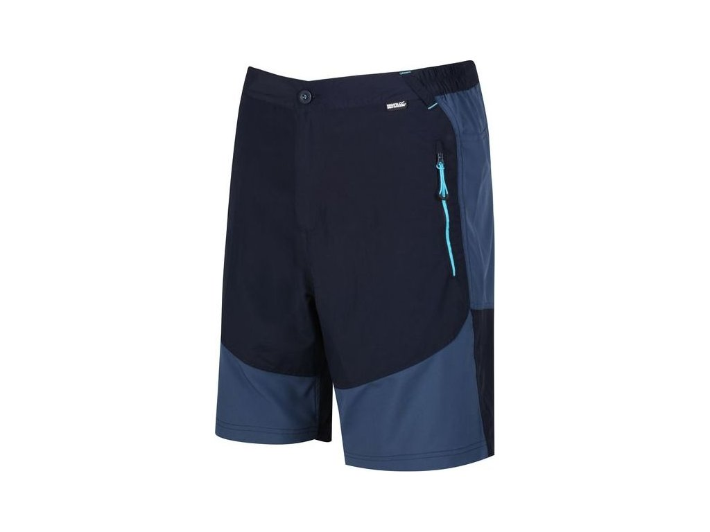 Pánske šortky REGATTA RMJ207  SUNGARI Modrá