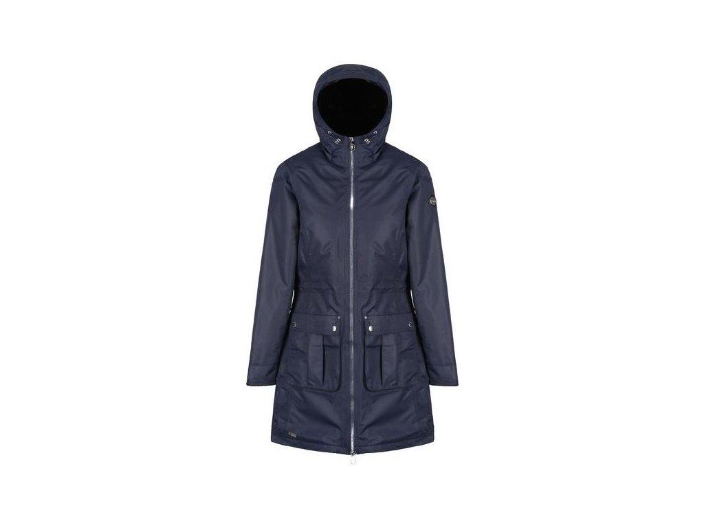 Dámsky kabát Regatta RWP260 ROMINA Tmavomodrá