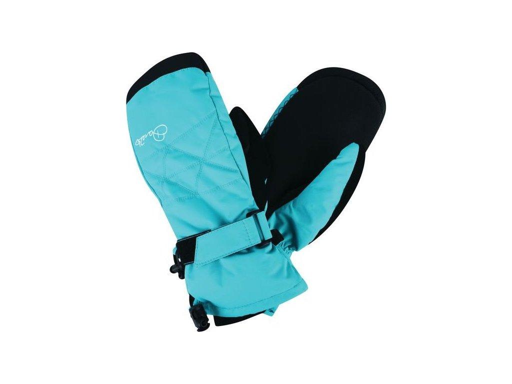 Dámske palcové rukavice Dare2B DWG316 UPREACH II MITT Tyrkysové