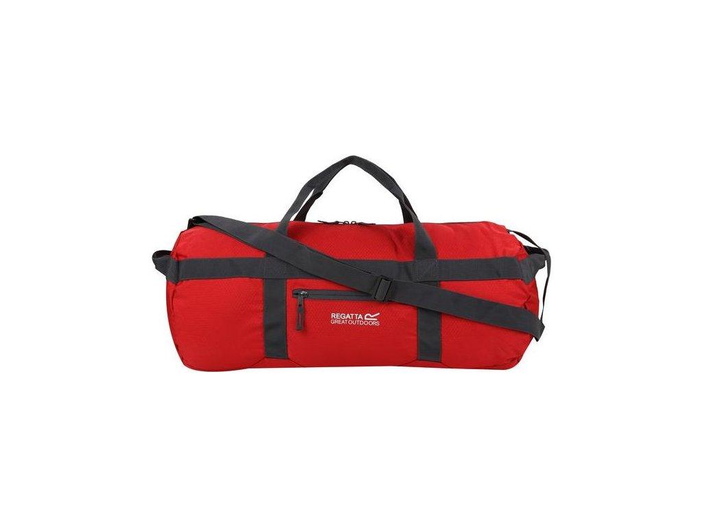 Športová taška Regatta EU180 PACKWAY DUFF 40L Červená