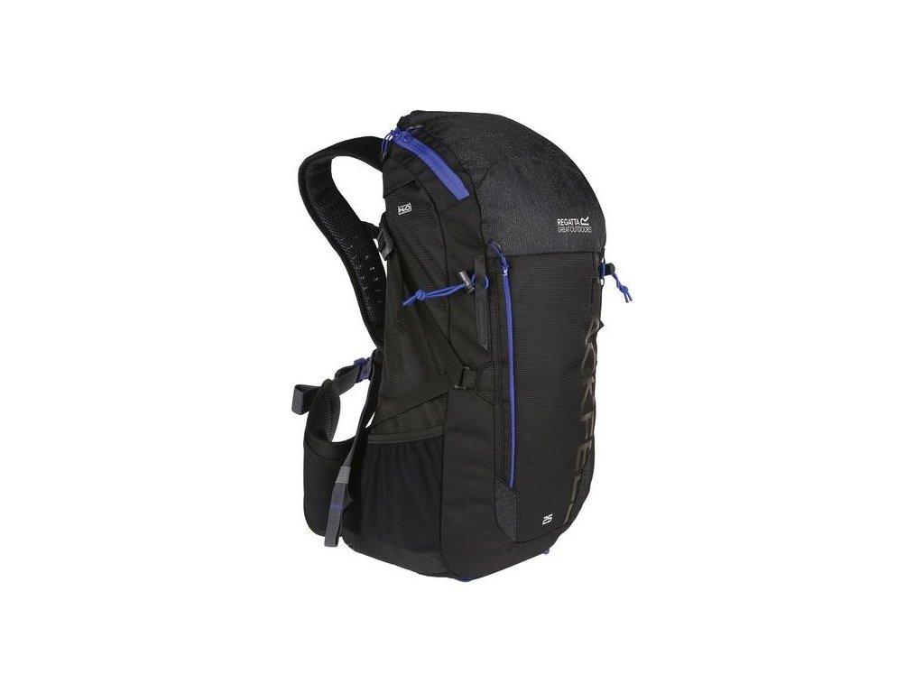 Turistický batoh REGATTA III Blackfell III 25L Čierny
